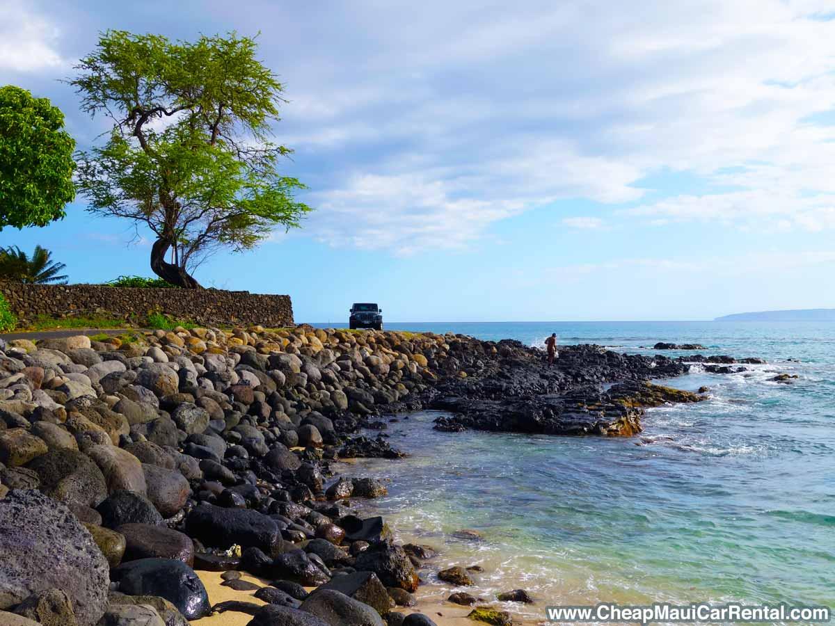 Alquiler de coches baratos en Maui en Hawai